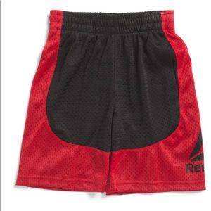 REEBOK Little Boys Mesh Shorts